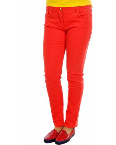 Красные джинсы Etro