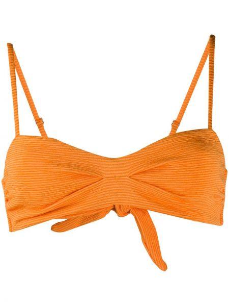 Бикини - оранжевый Mara Hoffman
