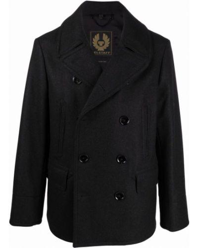 Długi płaszcz wełniany Belstaff