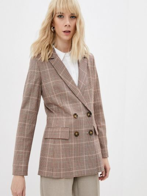 Пиджак - коричневый Iblues
