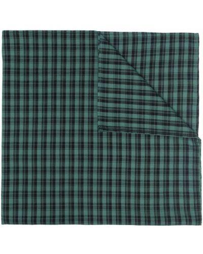 Szalik bawełniany - czarny Bonton
