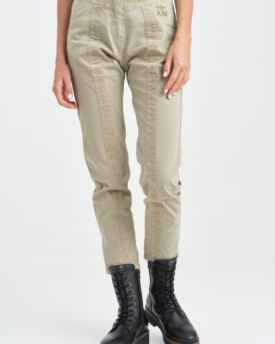 Прямые брюки Aeronautica Militare