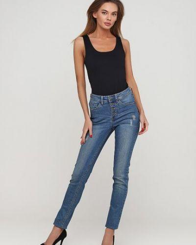 Синие джинсы Arizona