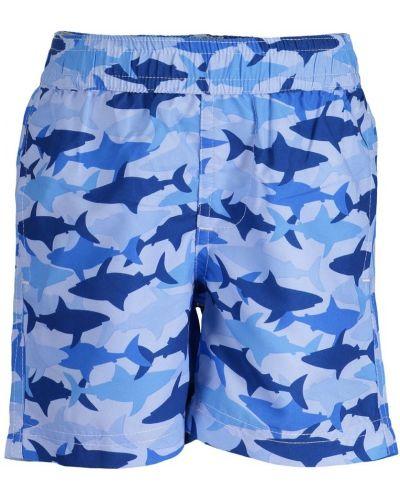 Синие плавки Blue Seven