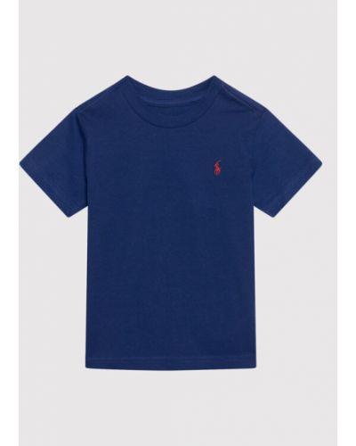 T-shirt - niebieska Polo Ralph Lauren