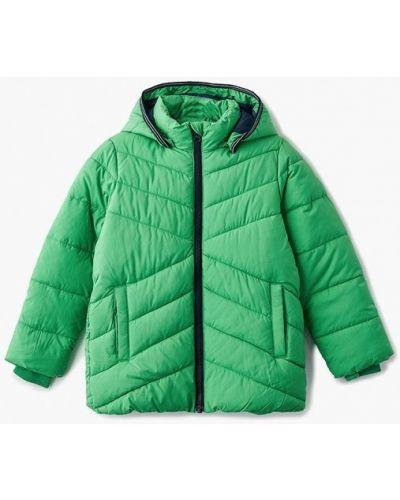 Куртка теплая зеленый Name It