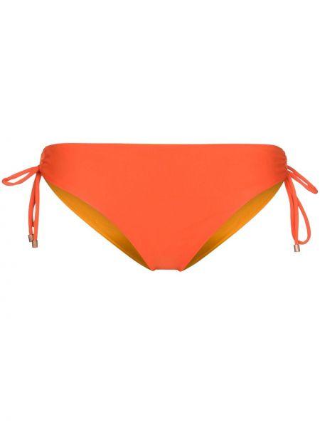 Pomarańczowy bikini z niskim stanem Johanna Ortiz