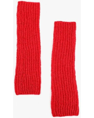 Красные митенки United Colors Of Benetton