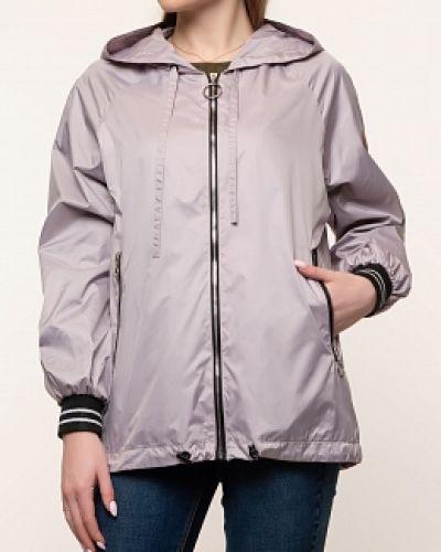 С рукавами бежевая куртка с капюшоном каляев