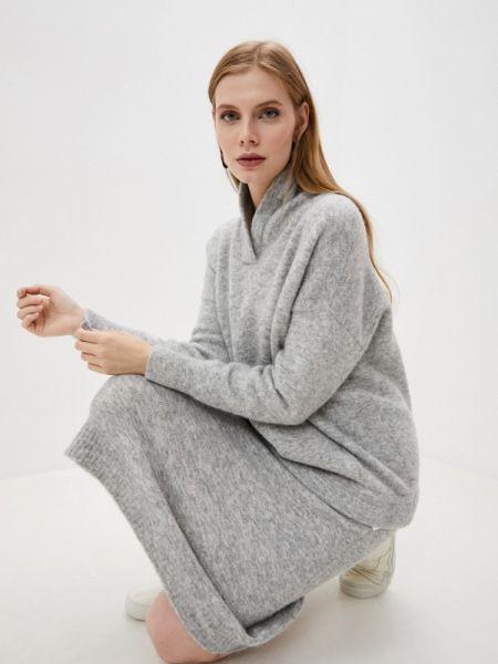 Серый свитер Max Mara Leisure