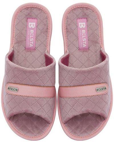 Тапочки - розовые Белста
