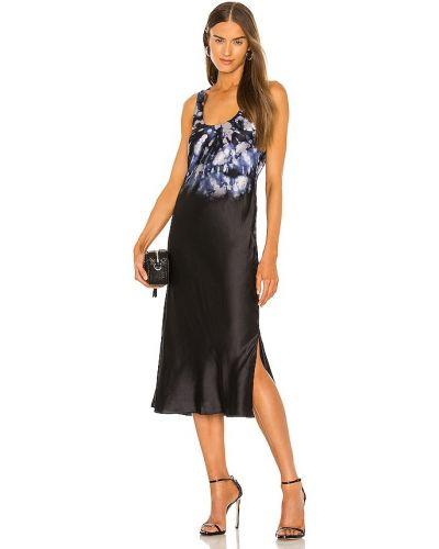 Шелковое платье Cami Nyc