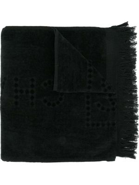 Etola z haftem frędzlami Chanel Pre-owned