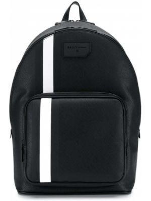 Рюкзак черный Bally