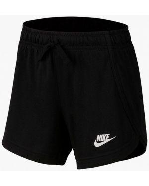 Спортивные черные брюки Nike