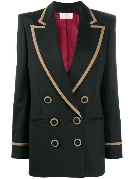 Черный пиджак Sara Battaglia