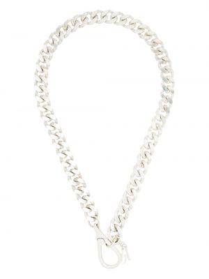 Серебряное ожерелье металлическое Hatton Labs