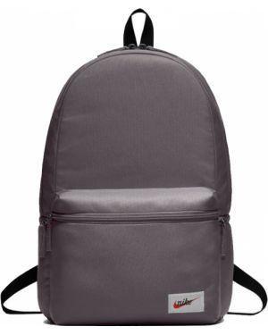 Czarny plecak szkolny Nike