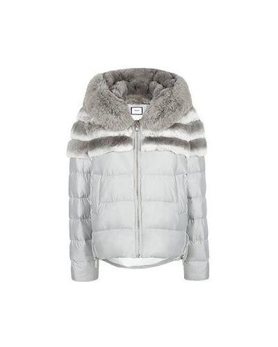 Серая куртка Max & Moi