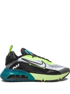 Белые кроссовки прозрачные на шнуровке Nike