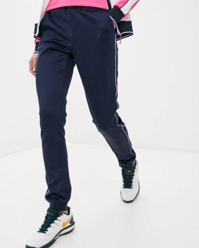 Синие спортивные брюки Rukka