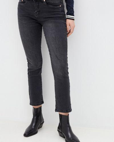 Серые джинсы-скинни узкого кроя Sublevel