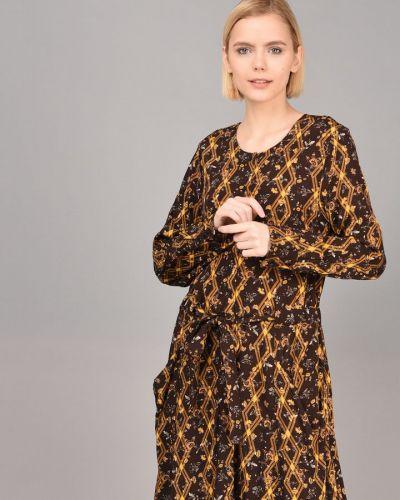 Платье - коричневое Broadway