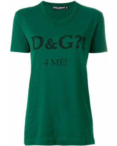 футболка 'D&G?! 4 Me!' Dolce & Gabbana