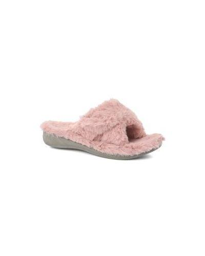 Тапочки розовый Vionic