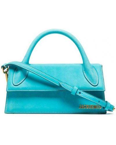 Niebieska torebka Jacquemus