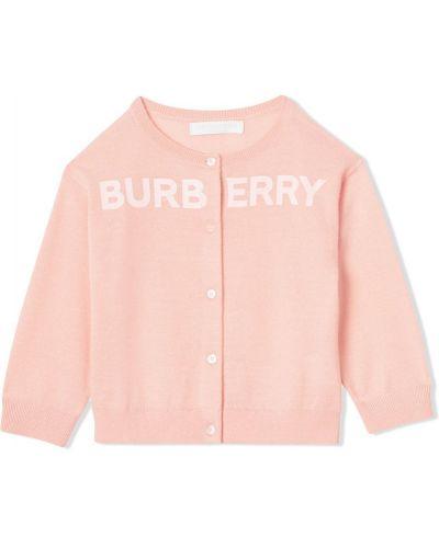 Костюм розовый Burberry Kids