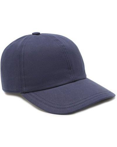 Бейсболка темно-синий синий Brioni