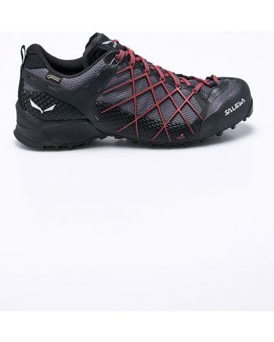 Ботинки на шнуровке треккинговые легкие Salewa