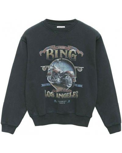 Szara bluza dresowa Anine Bing