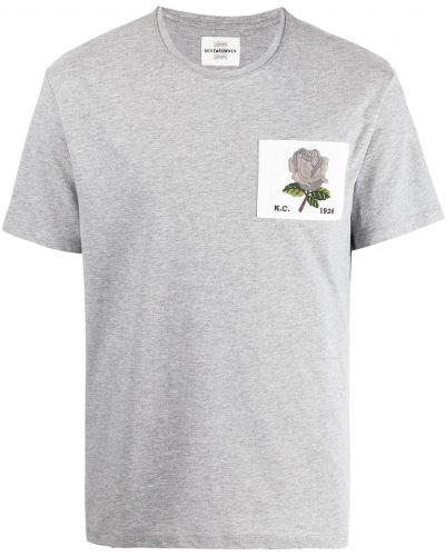 T-shirt bawełniana Kent & Curwen