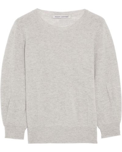 Кашемировый свитер - серый Autumn Cashmere