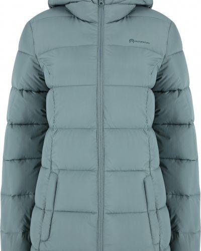 Утепленная куртка - голубая Outventure