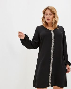 Платье - черное Kitana By Rinascimento