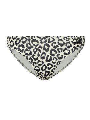 Бикини леопардовые для отдыха Solid & Striped