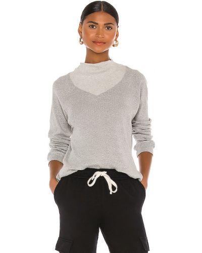 Bawełna bawełna bluza z raglanowymi rękawami Monrow
