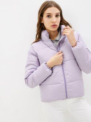 Утепленная куртка - фиолетовая Leotex