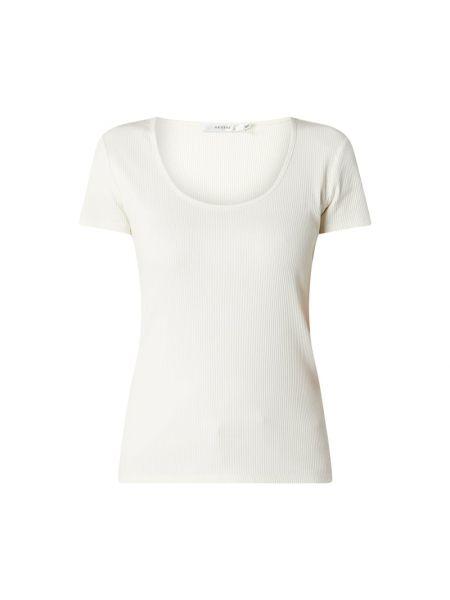 Biała bluzka bawełniana Gestuz