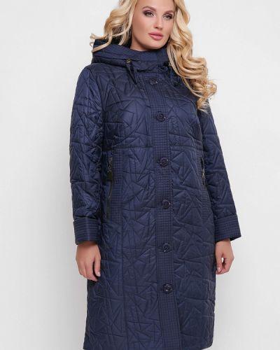 Зимняя куртка осенняя синий Vlavi