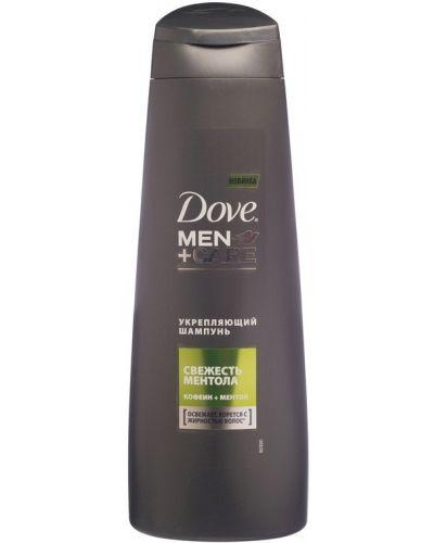 Кожаный шампунь Dove