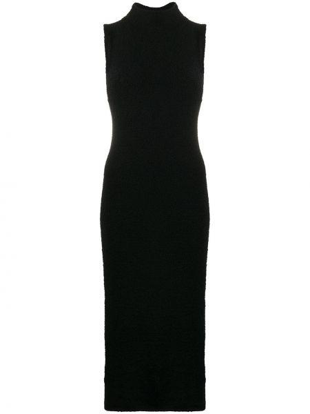 Платье платье-свитер черное Mara Hoffman