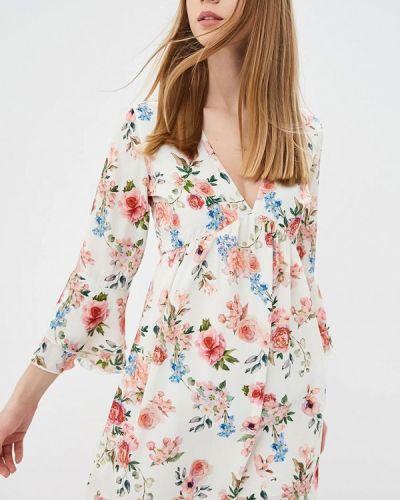Платье - бежевое Miss Miss By Valentina
