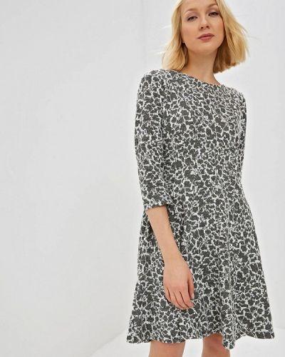 Платье - серое Almatrichi