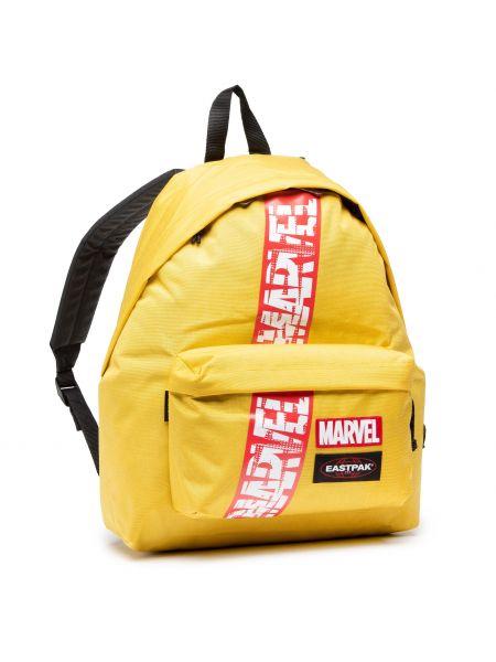 Żółta torebka Eastpak