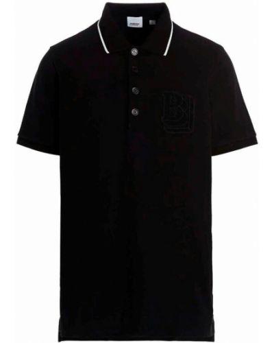 Koszula - czarna Burberry