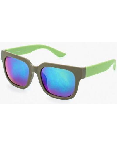 Зеленые солнцезащитные очки Vitacci